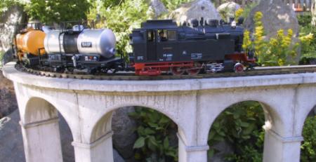 Benny's Garteneisenbahn