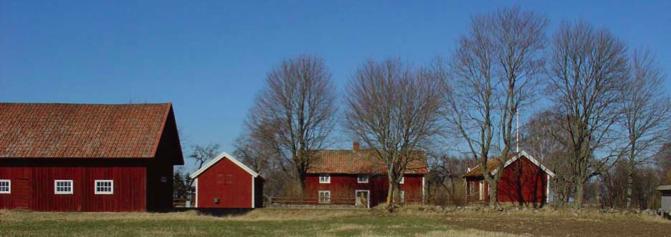 Sodergarden in Vallby Vaestergotland