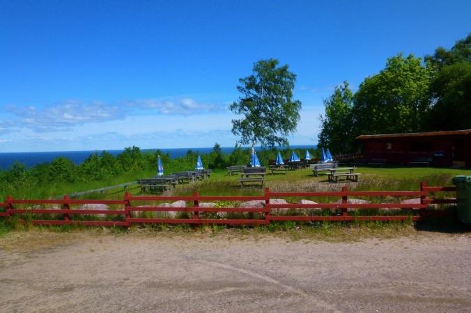 Viewpoint near Hällekis, Vänern