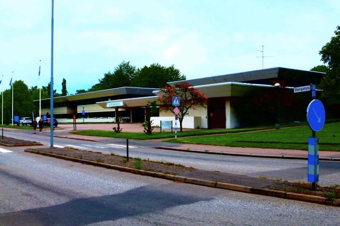 Hotel Bellevue in Hjo